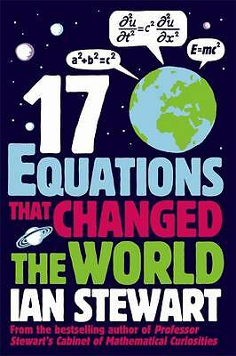 Seventeen Equations That Changed the World-ExLibrary