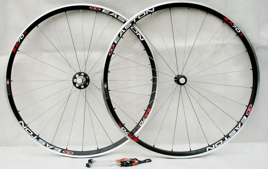 Easton  EA70X Tubular 700c Road  Cyclocross Wheelset SHIMANO  SRAM10S 1570g  online
