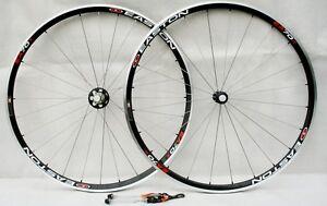 Easton-EA70X-Tubular-700c-Road-Cyclocross-Wheelset-SHIMANO-SRAM10S-1570g