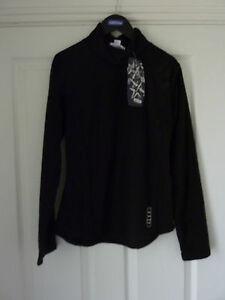 Gorgeous-OXBOW-Black-Fleece-NWT-RRP-35-00