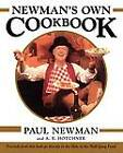Newman's Own Cookbook by A. E. Hotchner, Paul Newman (Paperback, 2008)