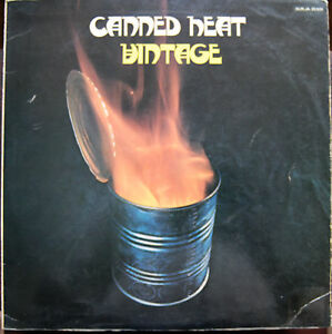 CANNED HEAT VINTAGE RARE ITALIAN PRESSING 1970 EXCELLENT - <span itemprop='availableAtOrFrom'>London, United Kingdom</span> - CANNED HEAT VINTAGE RARE ITALIAN PRESSING 1970 EXCELLENT - <span itemprop='availableAtOrFrom'>London, United Kingdom</span>