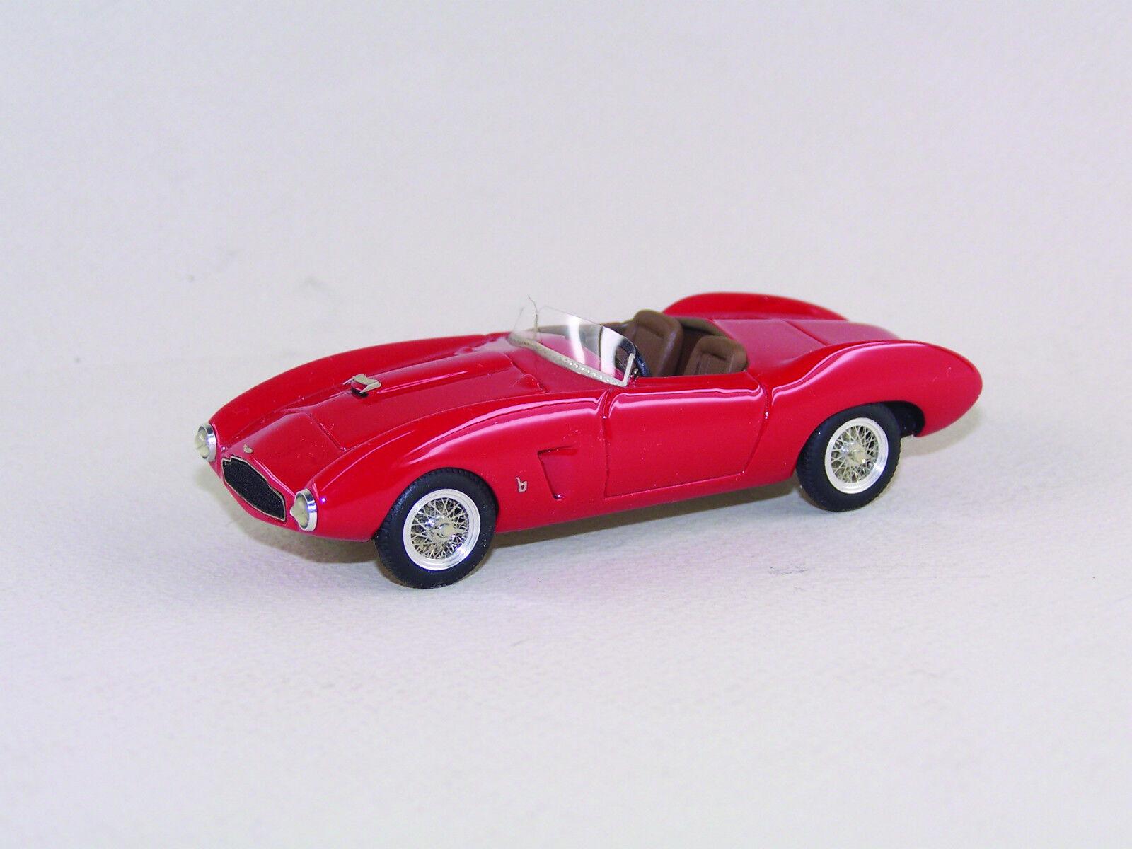 ABC 230R ASTON MkonstIN DB2  4 BERTONE SPYDER 1955 (röd)