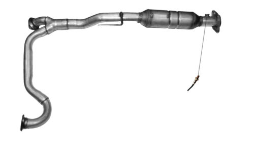 DEC Catalytic Converters CR20977 Exhaust Pipe And Converter