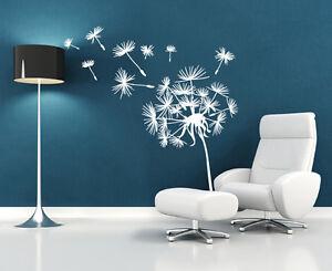 00329 Wall Stickers Design Adesivi Murali Soffioni3 116x120 Cm Decorazione Muro Apparence Brillante Et Translucide