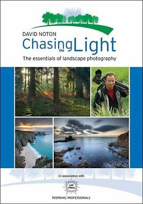 NEW Chasing the Light DVD David Noton Lee Filter Guide Landscape Photography