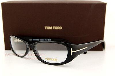 Brand New Tom Ford Eyeglasses Frames 5075 OB5 BLACK