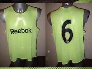 Bolton-Wanderers-Player-Training-Bib-Muamba-Adult-L-Shirt-Jersey-Football-Soccer