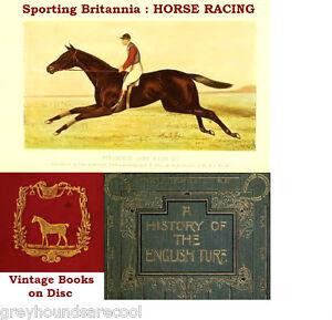 Horseracing-49-Vintage-Books-on-Disc-Racehorses-Stud-Book-Breeding-Training-etc