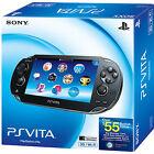 Sony PlayStation Vita Launch Bundle Black Handheld System (Wi-Fi + 3G - Unlocked)