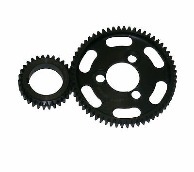 VW  1600 Type 1,2 and 3 Steel Straight Cut 3 Bolt Cam Gear Set