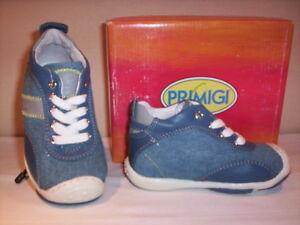 scarpe da skate buono sconto in vendita Dettagli su Scarpe scarpine sportive sneakers Primigi neonato bimbo primi  passi blu 18 22