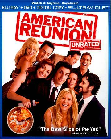 American Reunion (Blu-ray Disc, 2012, 2-Disc Set, UltraViolet Includes...