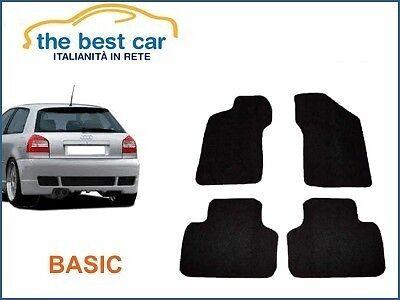 Tappetini auto personalizzati per Audi A3 (8L)
