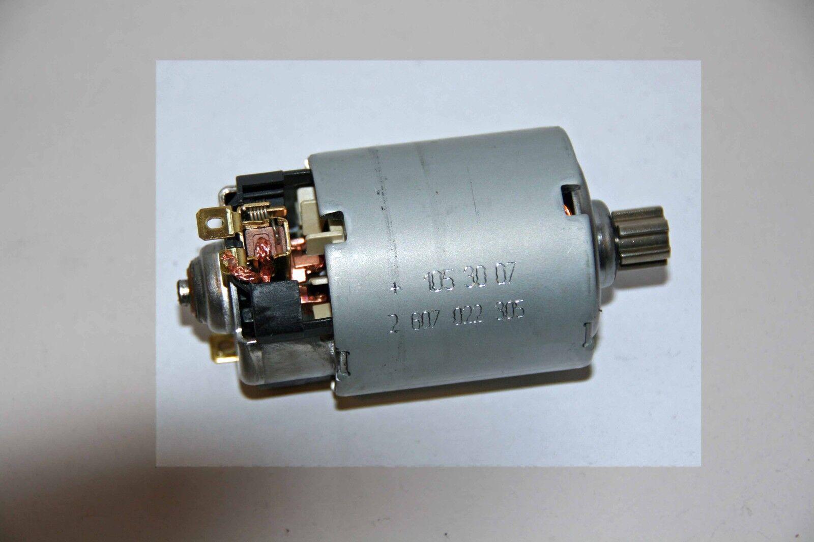Motor Bosch 14,4 V GWS 14,4 Gleichstrommotor 1607000A26 (2607022305)