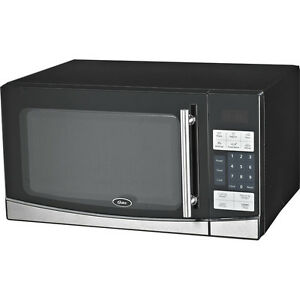 ... -1000-Watt-Digital-Microwave-Oven-Countertop-Cooker-w-Glass-Turntable