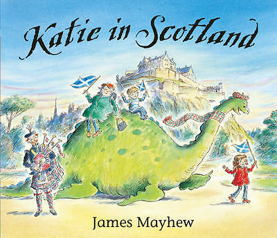 Katie in Scotland-ExLibrary