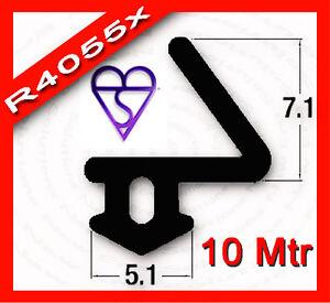 10mtr-BLACK-FLIPPER-UPVC-WINDOW-DOOR-RUBBER-GASKET-SEAL