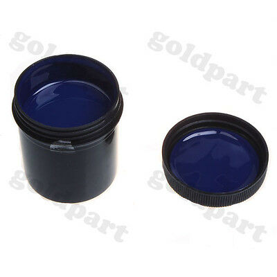 1kg Photoresist Anti-etching  Blue Paint for DIY PCB dry film replacement