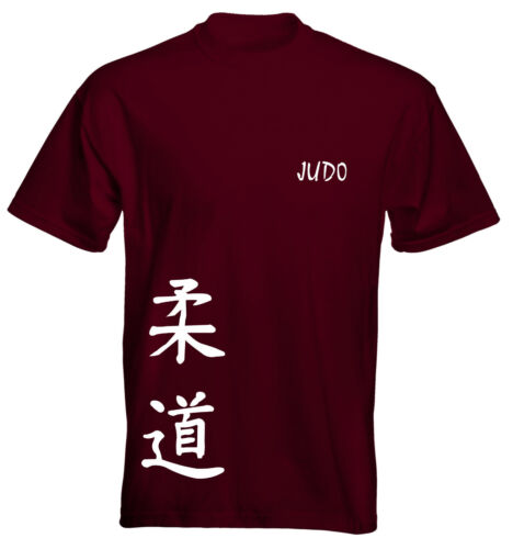 Velocitee Kids T-shirt Judo Arti Marziali Taglia e colore a scelta delle opzioni UK Venditore