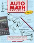 Auto Math Handbook: Easy Calculations for Engine Builders, Auto Engineers, Racers, Students and Performance Enthusiasts by Bill Hancock, John Lawlor (Paperback, 2011)