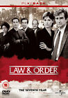 Law And Order - Series 7 - Complete (DVD, 2010, 6-Disc Set)