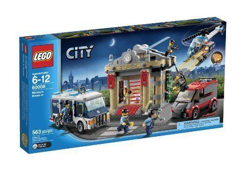 LEGO 6008 City Museum Break-in - NIB - Never opened