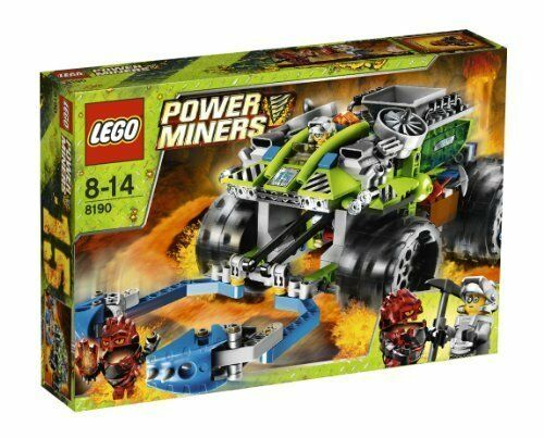 Colector de garra de Lego (8190)