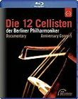 Die 12 Cellisten - Anniversary (Blu-ray, 2012)