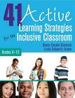41 Active Learning Strategies for the Inclusive Classroom: Grades 6-12 by Diane P. Casale-Giannola, Linda S. Green (Paperback, 2012)