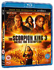 The Scorpion King 3 - Battle For Redemption (Blu-ray, 2012)