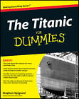 The Titanic For Dummies by Consumer Dummies, Stephen J. Spignesi (Paperback, 2012)