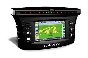 Trimble-EZ-Guide-250-GPS-Lightbar-w-AG15-Antenna-w-EZ-Steer-System