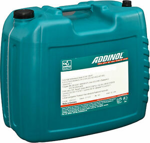 ADDINOL-ATF-D-III-20-Liter-Dexron-III-Automatikgetriebeoel-Allison-C4-Ford-Mercon