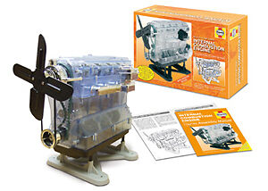 NEW-IN-BOX-Haynes-Model-Car-Engine-Construction-Kit