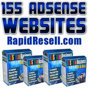Make-Money-Online-155-Adsense-Websites-Turnkey-Business-Work-At-From-Home-A720