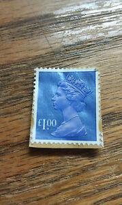Stamp, UK, 1.00