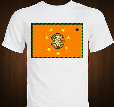 Flag of the Cherokee Nation - Native American Indian T-shirt