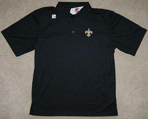nfl new orleans saints coach 39 s team sideline golf polo