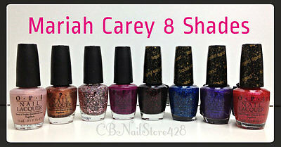 ?LIMITED?OPI - MARIAH CAREY COLLECTION  2013 Choose Any Shades