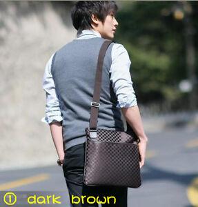 New-Style-Mens-womens-shoulder-bag-handbag-Canvas-message-Bag-Briefcase-Bag