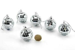 SET-OF-SIX-MINI-MIRROR-BALL-HANGING-CHRISTMAS-TREE-DECORATIONS