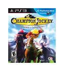 Champion Jockey: G1 Jockey & Gallop Racer (Sony PlayStation 3, 2011)