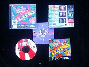 JEU-Sony-PlayStation-PS1-PS2-THE-NEXT-TETRIS-SLES-01987-COMPLET-envoi-suivi