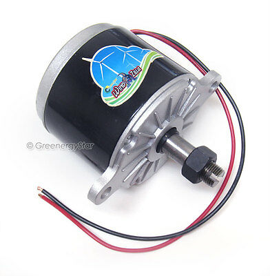 WindZilla 12 V DC Permanent Magnet Motor Generator For Wind Turbine PMA W