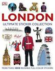 London: The Ultimate Sticker Collection by DK Publishing (Paperback, 2012)