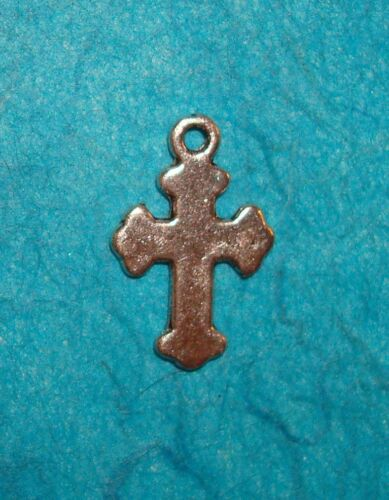 Cross Charms Lot of 2 Religious Symbol Spiritual Charms