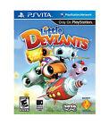 Little Deviants (Sony PlayStation Vita, 2012)
