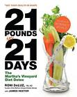 21 Pounds in 21 Days: The Martha's Vineyard Diet Detox by Roni DeLuz (Hardback, 2007)