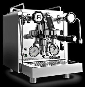 Bajaj Espresso Coffee Maker Demo : DEMO MACHINE 2017 ROCKET ESPRESSO R58 PID DUAL BOILER COFFEE ESPRESSO MACHINE eBay